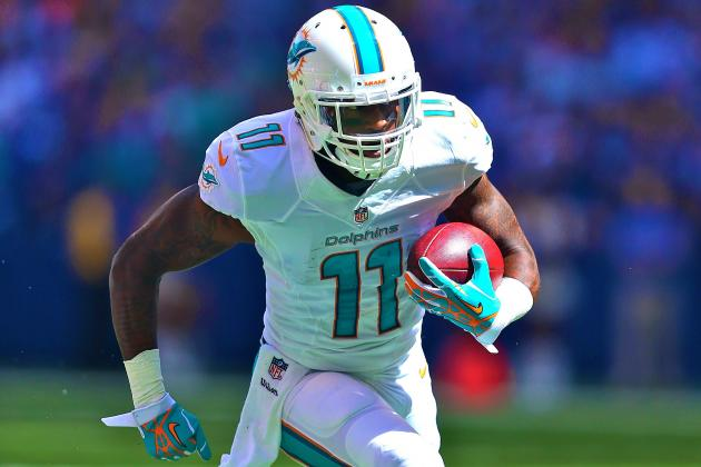 Mike Wallace Injury: Updates on Dolphins WR's Groin