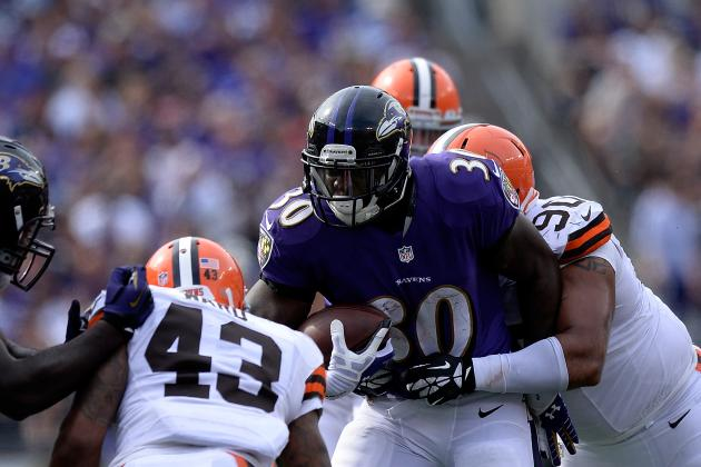 Bernard Pierce's Full Fantasy Scouting Report Following Ray Rice's Injury
