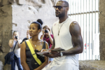 LeBron Shares a Few Honeymoon Pictures