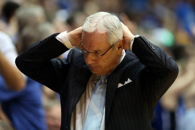 UNC Basketball: What's Roy Williams' Next Move After Losing Robert Johnson?