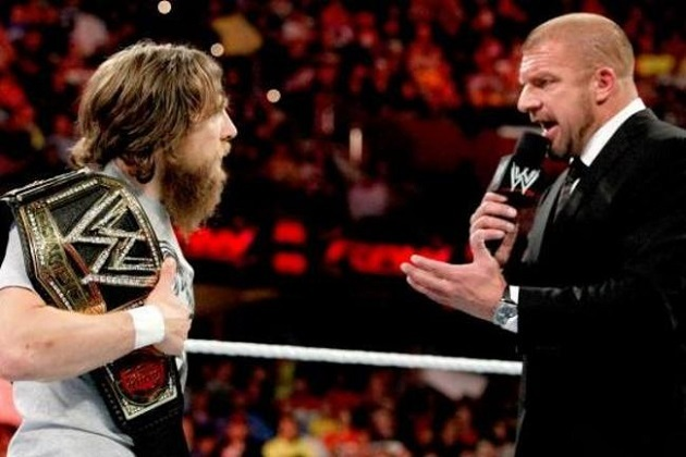 Daniel Bryan, Ryback and Latest WWE News and Rumors from Ring Rust Radio