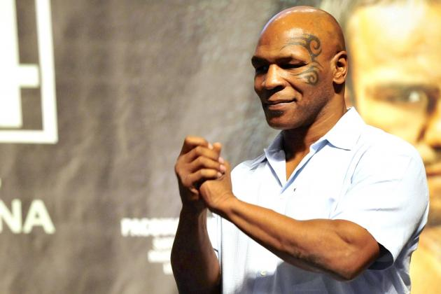 Being Mike Tyson: Boxing Legend Talks New Show, Inner Demons and Starting Over