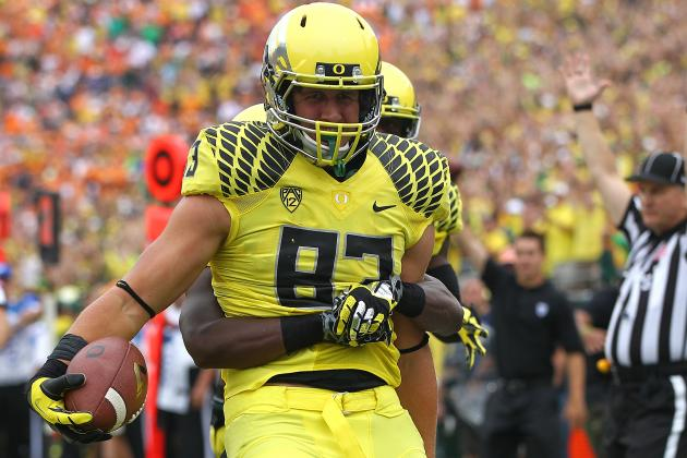 Young Ducks Discover UO's Speed Doesn't Slow Down, Even During a Bye Week