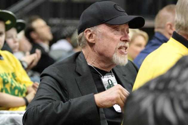 Phil Knight Assesses Oregon Ducks National Championship Prospects