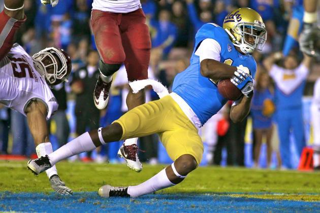 UCLA WR Shaq Evans Blasts USC Trojans on the Radio