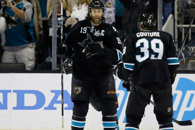 From San Jose to Olympics,  Logan Couture Ready to Take a Bigger Bite