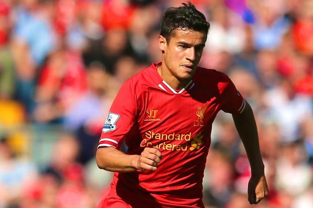 Philippe Coutinho Won't Make Early Return from Injury for Liverpool