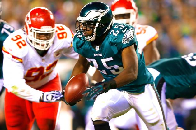 LeSean McCoy Injury: Updates on Eagles RB's Ankle