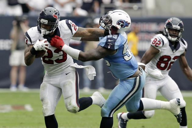 Arian Foster's Comments Are a Perfect Reason Why We Can't Pay College Athletes