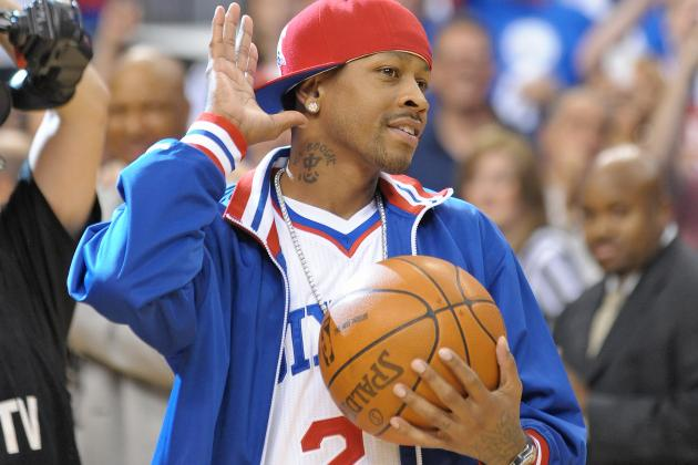 Allen Iverson Once Sent Ball Boy to Buy $2,000 Worth of Beer, Ended Up 4 Cases