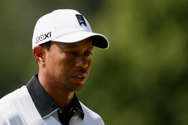 Tiger Woods' Mystique Is Missing After 2013 Tour Championship Collapse