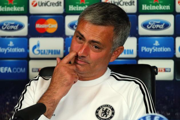 Crisis Talk Is Far Too Premature for Chelsea and Jose Mourinho