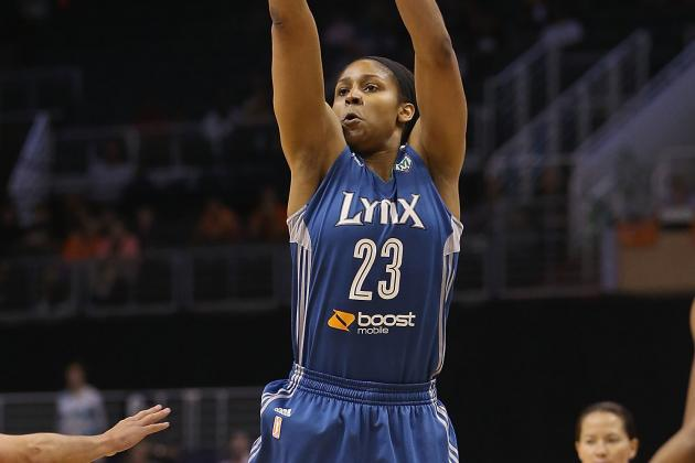 Lynx Beat Storm 80-64 in Game 1 of Western Conf. Semis