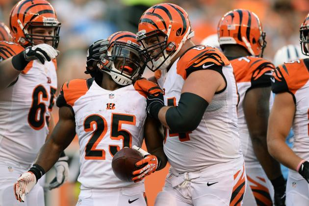 Week 3 Fantasy Football Rankings: Running Backs Moving Up the Food Chain