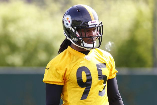 "Dick LeBeau on Jarvis Jones: ""I Think His Future Is Good"""