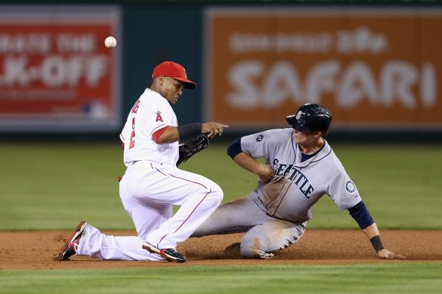 ESPN Gamecast: Mariners vs. Angels