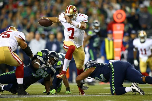 Colin Kaepernick Is Safe Fantasy Football Start During Week 3