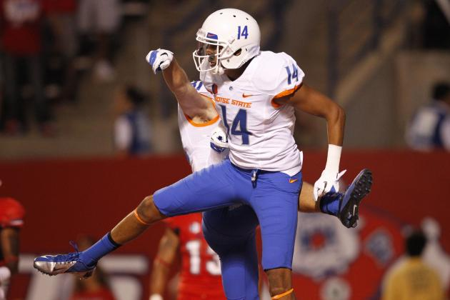 Boise State vs Fresno State Video: Watch Broncos Convert Fake Punt Inside Own 20