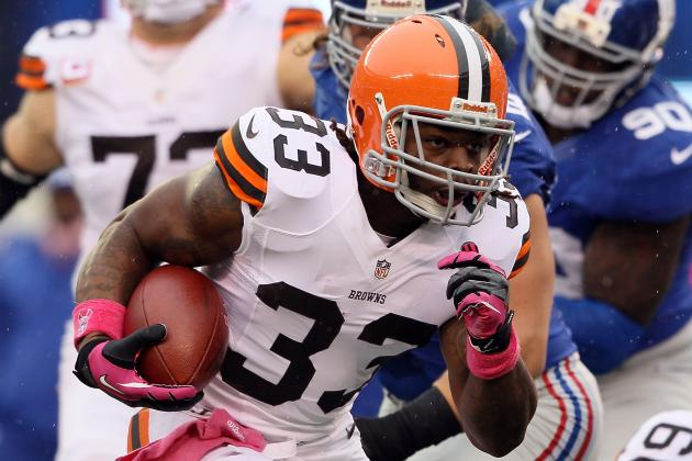 Evaluating the Trent Richardson Trade's Impact on Colts, Browns and NFL Draft