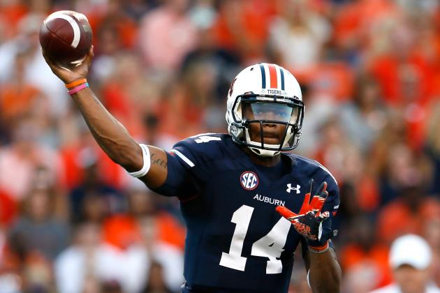 Auburn at LSU: Live Game Grades and Analysis for the Auburn Tigers