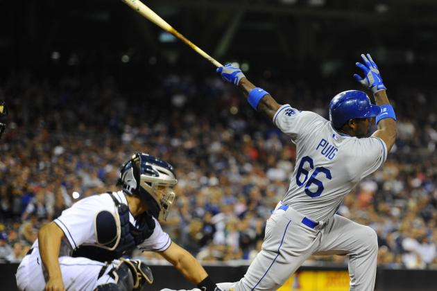 Dodgers' Second Team Falls to San Diego Padres, 2-0