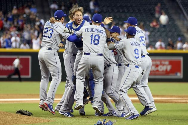 Breaking Down the Los Angeles Dodgers' Playoff Scenarios