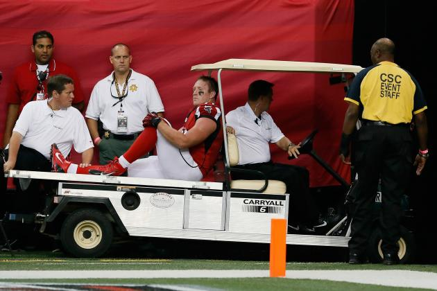 How Will the Atlanta Falcons Survive Recent Rash of Injuries?