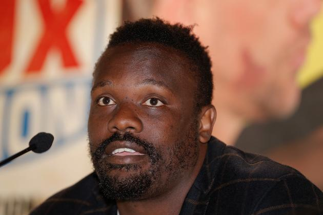 Dereck Chisora vs. Edmund Gerber: Preview and Predictions Ahead of the Big Fight