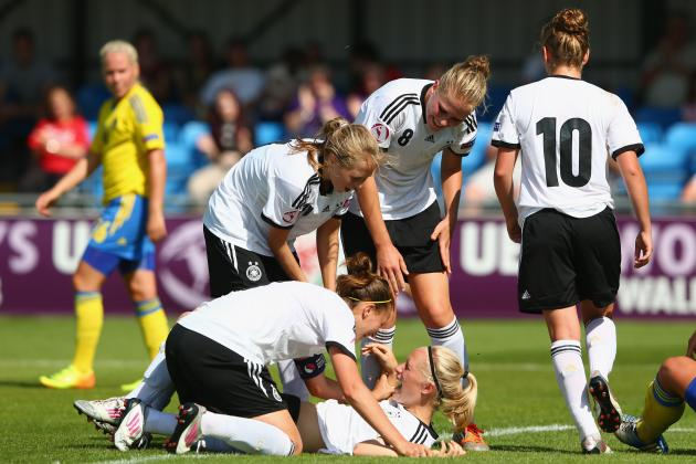 Germany vs. Russia: Key Players to Watch in Women's World Cup Qualifying