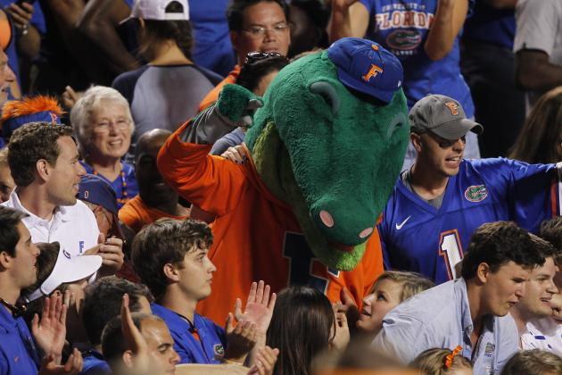 Tennessee vs. Florida: Live Game Grades and Analysis for the Gators