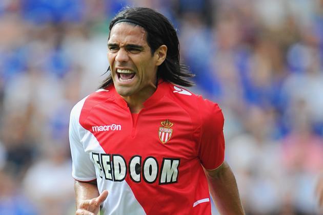 PSG vs. Monaco: How Do PSG Stop Monaco's Radamel Falcao?