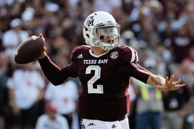 Johnny Manziel Will Deliver Another Explosive Performance vs. SMU