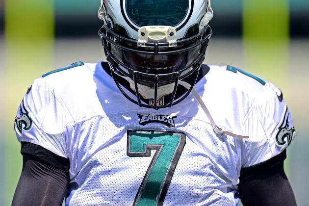 Michael Vick's Inconsistency Makes Eagles QB a Risky Fantasy Start Every Week