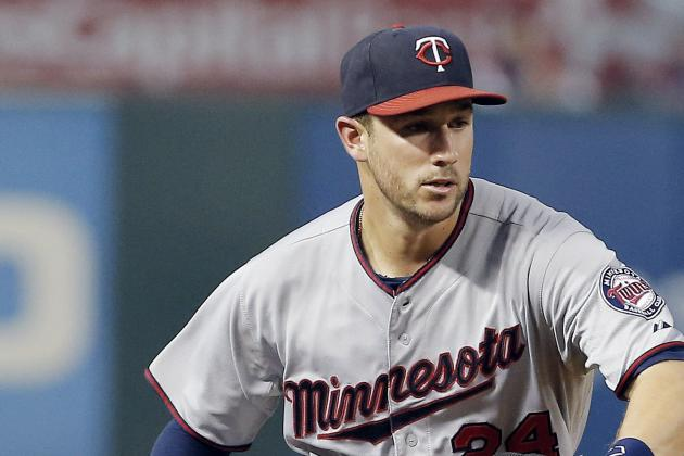 Trevor Plouffe Returns to Lineup Today vs. A's
