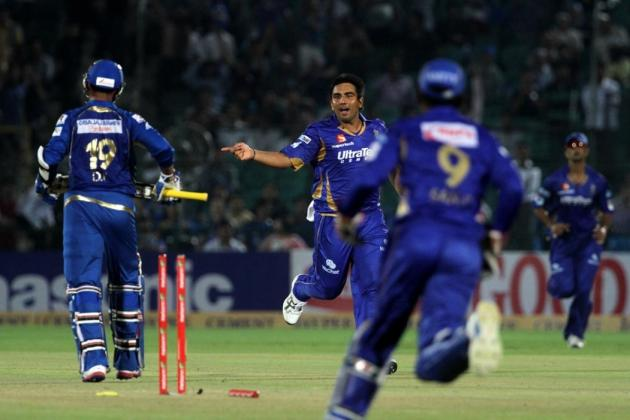 CLT20: Rajasthan Royals vs. Mumbai Indians Scorecard, Recap and More