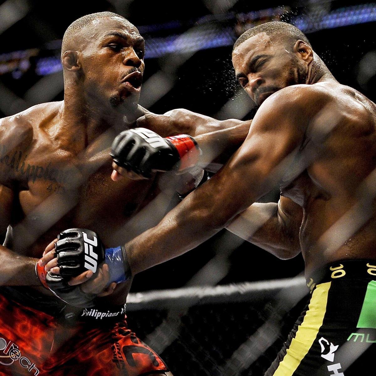 UFC 165 Primer: Jon Jones And The 3 Best Elbows In MMA