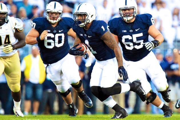 Kent State vs. Penn State: Live Score and Highlights