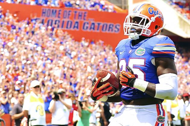 Tennessee vs. Florida: Live Score and Highlights