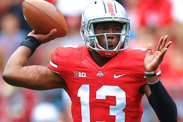 Kenny Guiton Becomes 1st Ohio State QB to Throw 6 Touchdown Passes in 1 Game