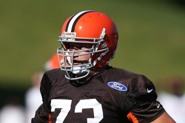 Joe Thomas Speaks out on Trent Richardson Trade