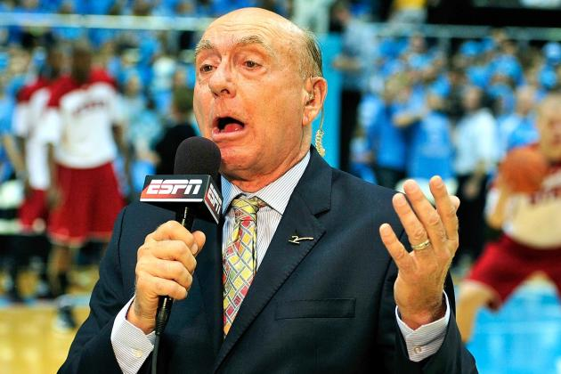 Dick Vitale Apologizes for Comments Regarding Arian Foster