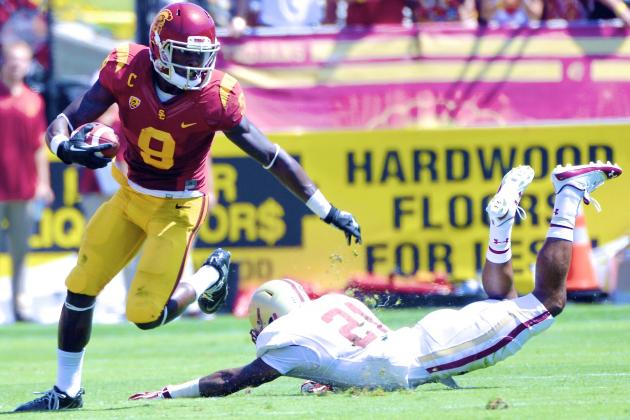 Utah State vs. USC: Live Score and Highlights
