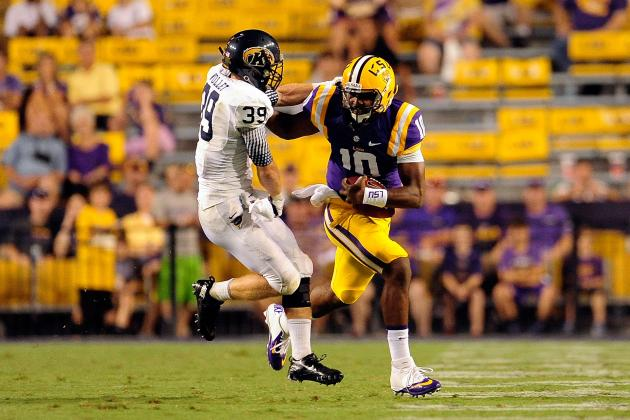 Auburn at LSU: Live Game Grades and Analysis for the LSU Tigers