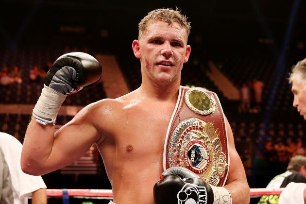 Billy Joe Saunders vs. John Ryder: Saunders Will Win Battle of Unbeaten Brits