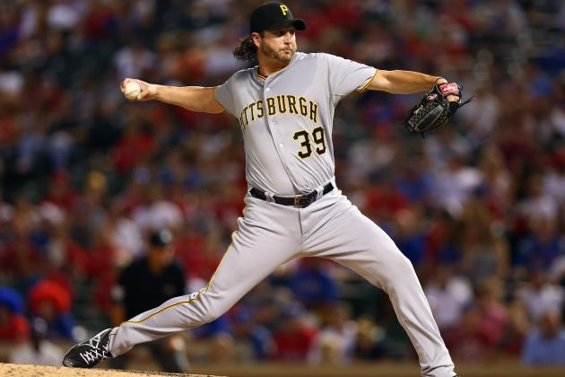 Pirates Have Put Grilli Back in at Closer