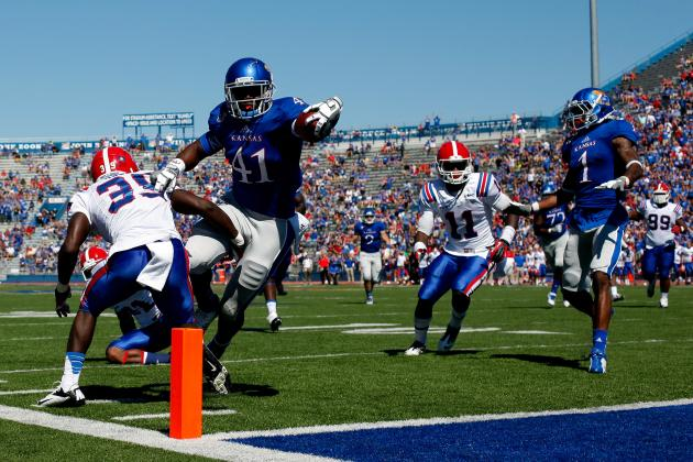 Kansas Football: Jayhawks' Close Win Is a Huge Confidence Booster
