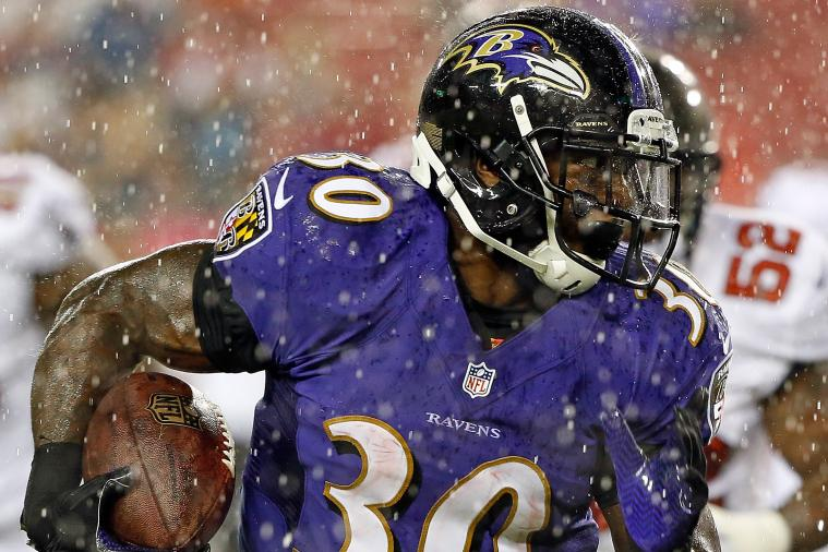 Ray Rice Injury: Ravens Will Survive with Bernard Pierce Carrying Load