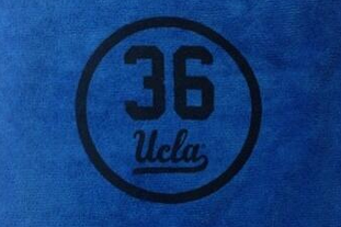 Photo: UCLA Made 40,000 Towels for Fans to Wave in Honor of Nick Pasquale