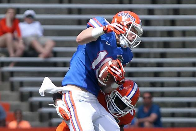 DB Poole Ejected vs. Vols for Targeting Penalty