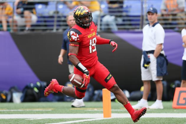 Maryland Routs West Virginia to Stay Unbeaten